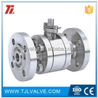 API forged steel floating ball valve