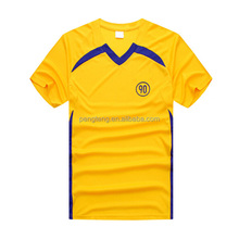 100% cotton football jerseys, polyester soccer jersey, football tshirt