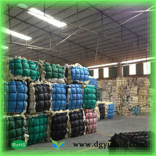 A grade high quality Pink and blue scrap furniture foam without skin