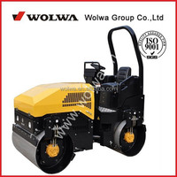 GNYL42B 1 ton mini road roller used for compaction of asphalt surface