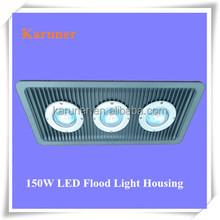 2015 Hot Sale Die-Casting Aluminum 150W LED Flood Light Housing