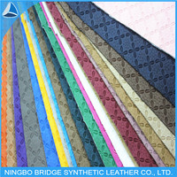wholesale fabric free sample china supplier printing pu shoes face