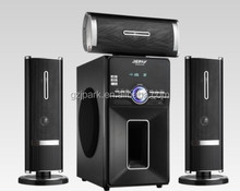 Wooden box 2.1 home theater system