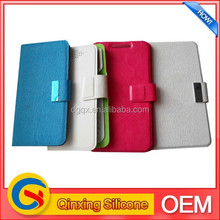 custom made leather cover for mobile phone