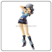 Guohao Uniforms girl anime sex women and animal sexy girls with animals sexy resin figure