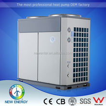 air exchanger with hydrophilic coating 220v 50hz innovative dc inverter heat pump water heater compact structure
