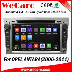 Wecaro 2 Din Digital Touch Screen Android Car Radio for Opel Antara 2006 - 2011