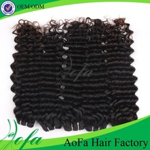 Best selling no tangle virgin brazilian loose deep wave hair weave