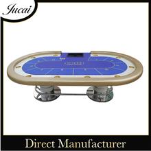 High end casino poker game table, gambling table