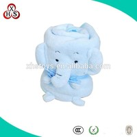 custom plush animal shape blanket elephant blanket