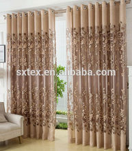 Made in china Color changing bath shower windows curtain