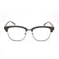 New arrival eyeglasses for man, 2015 fashion design optical frame wood