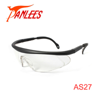 Panlees Safety Industrial Welding Protective Medical Transparent Lens CE Glasses Goggle
