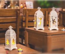 Vintage Morocco Style Candle Lantern wedding Birthday Decoration 3colors mix up