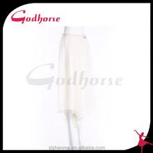 Alibaba expreso moda 1/2 Legging falda de seda pantalones Palazzo surtidor de China