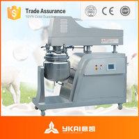 ZJR-50L china toothpaste vacuum emulsifying mixer china cream mixer and homogenizer china banbury mixer/tyre plant machine