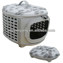 new design 2015 tranport fabric dog carrier