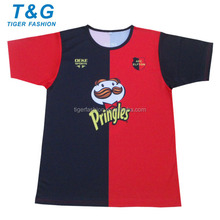 Fashion design sublimated shirt football
