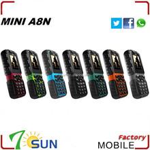 new product mini A8N land rover dual sim phone