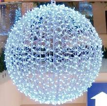 LED christmas lights waterproof wholesale motifs electronic ornaments chandelier lighting