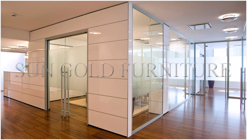 Modular Office Partitions ~ Moden modular office partition glass walls sz ws