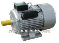 single phase hydraulic motor