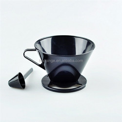 Drinkware Cookware Parts Type and Silicone Material coffee dripper