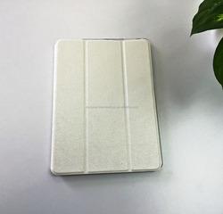 Hot selling High quality universal Ultra thin slim TPU leather case for IPad mini 2