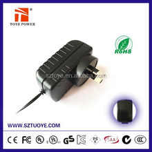Good Price 5v 4A 6V 3.8A 9V 2.6A 10V 2.4A 12V 2A 15V 1.6A 24V 1A Power adapter