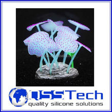 New glow in the dark effect aquarium haiyang,aquarium fish,aquarium decoration