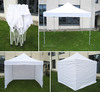10x10' 50mm hexagon aluminium canopy tent 100% waterproof polyester party tent