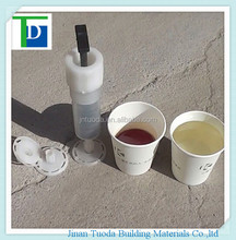 TD-ERM3 Low viscosity two-component epoxy resin grouting sealant for concrete repair building material sales