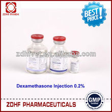 Antibiotics Drug /medicine Dexamethasone injectable supplier for duck poultry farming in veterinary medicine