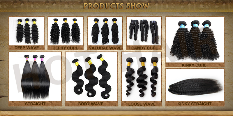 Free weave hair packs, darling hair products Brazilian remy hair