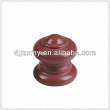 wood door knob