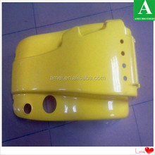 Vacuum thermoformed Yellow ABS car toy body shell