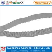 White Color Elastic Pulseras De Goma For Garment