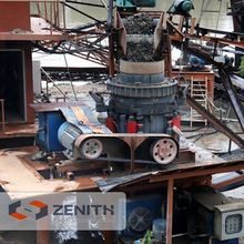 Stable performance 30 or 50 tph jaw crusher