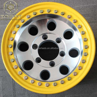 Offset -25mm size 16x8, 6 bolts off-road sports SUV rims