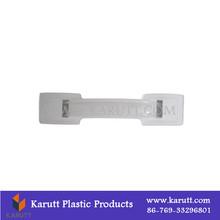 Haute qualité en plastique rigide poignée pour boîte en carton