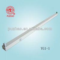 1x36w tube t8 fluorescent light brackets( lighting bracket)