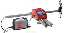 famous brand plasma equipped on mini Plasma Cutting Machine