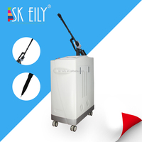 1064nm & 532nm q switched nd yag laser tattoo removal machine price