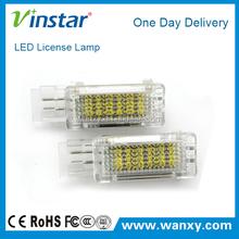 LED interior car light LED courtesy lamp LED door lamp for Mercedes W203 4D/5D W207 W209 W240 W639 R171