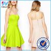 Yihao OEM factory China clothing factory new Bandage skater Dress 2015