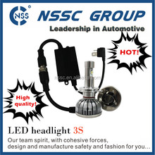 NSSC high quality motorcycle bi-xenon projector headlight