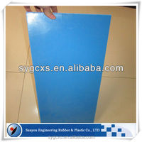 crane stabilizer/crystal clear plastic sheet/custom make synthetic ice skating rink
