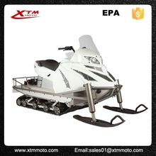 Electric Starting Trailer Snowmobile
