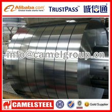 Structural Steel ASTM A653 Hot-Dip Galvanized Steel Strip - Slitted