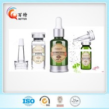 2015 new cosmetic products hyaluronic acid hydrating &bright ampule essence for Professional make up